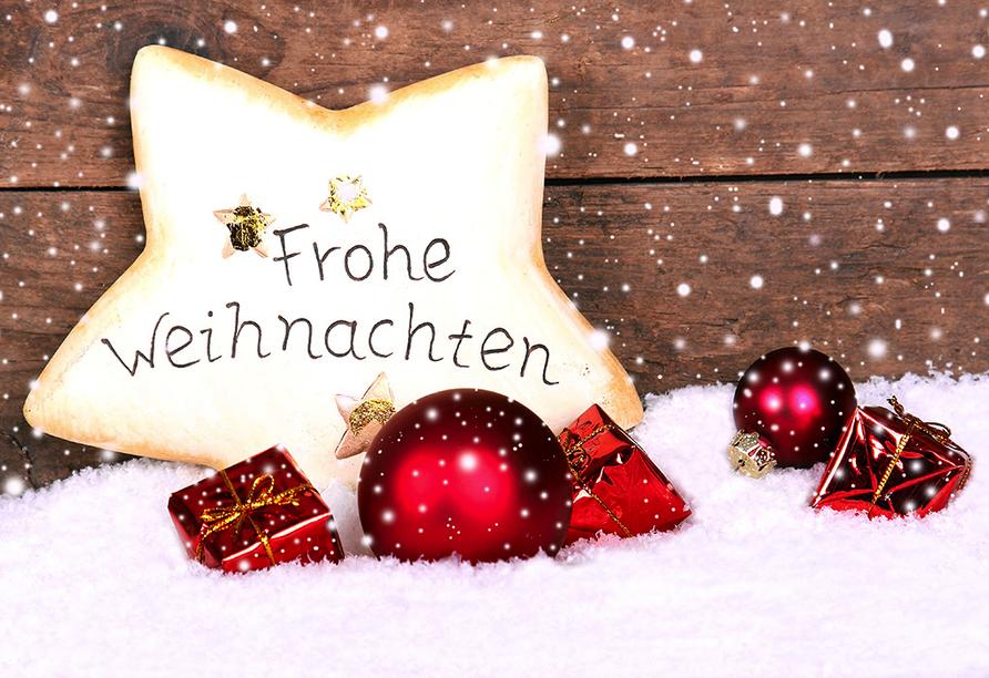 Reiterhof Runding, Frohe Weihnachten