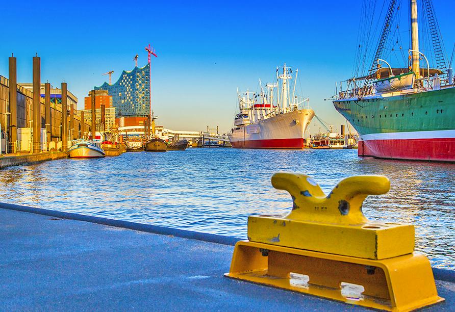 Super 8 by Wyndham Hamburg Mitte, Hamburger Hafen