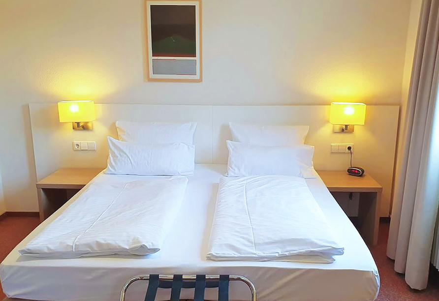 Dorint Hotel Durbach/Schwarzwald, Zimmerbeispiel Doppelzimmer Standard
