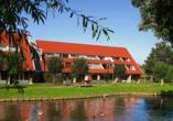 Roompot Vakantiepark Aquadelta, Appartementhaus