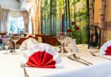 Waldhotel Roggosen, Restaurant
