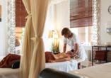 Parkhotel Morris Nový Bor in Tschechien, Massage