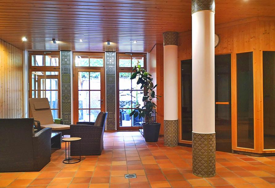 Heide Hotel Reinstorf, Saunabereich