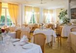 Rundreise Provence, Speisesaal