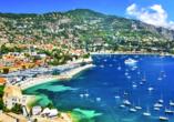 Rundreise Provence, Nizza
