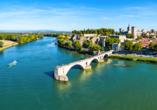Rundreise Provence, Die Brücke von Avignon