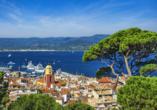 Rundreise Provence, Saint Tropez