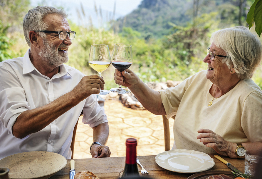 Rundreise Provence, Speisen wie Gott in Frankreich