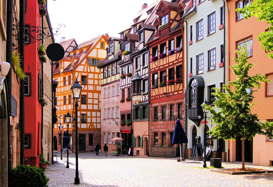 NOVINA HOTEL Südwestpark in Nürnberg, Nürnberger Altstadt