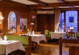 Ringhotel Pflug in Oberkirch, Restaurant