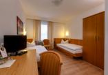 Ringhotel Pflug in Oberkirch, Beispiel Twinzimmer