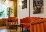 Ringhotel Pflug in Oberkirch, Lobby