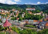 Zamek Luzec Spa & Wellness Resort, Nova Role, Tschechien, Karlsbad