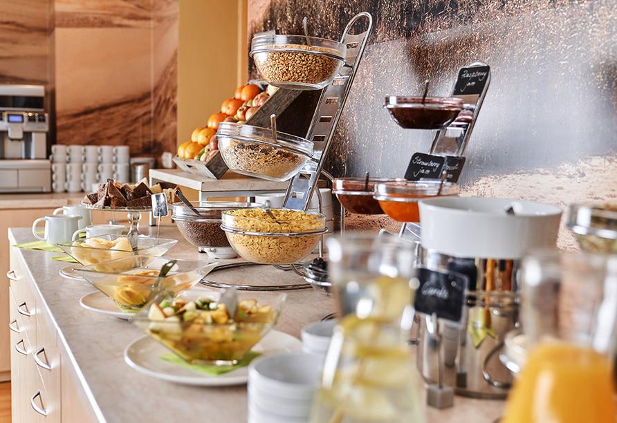 Erlebnisreise-Litauen-Lettland-Estland, Beispiel Frühstück