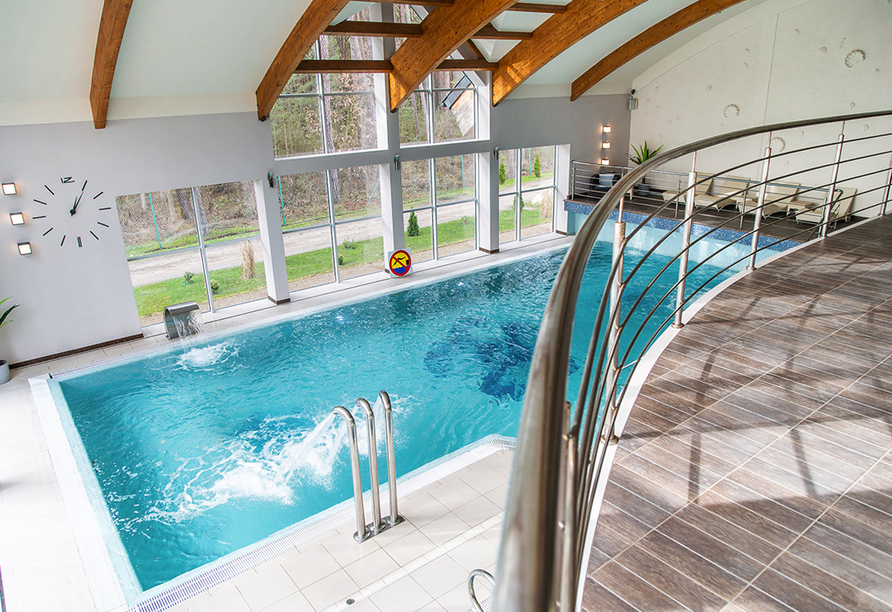 Marena Wellness Spa Resort Miedzywodzie, Pool, tageslicht