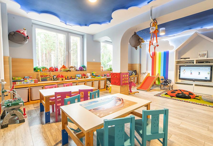 Marena Wellness Spa Resort Miedzywodzie, Spielzimmer