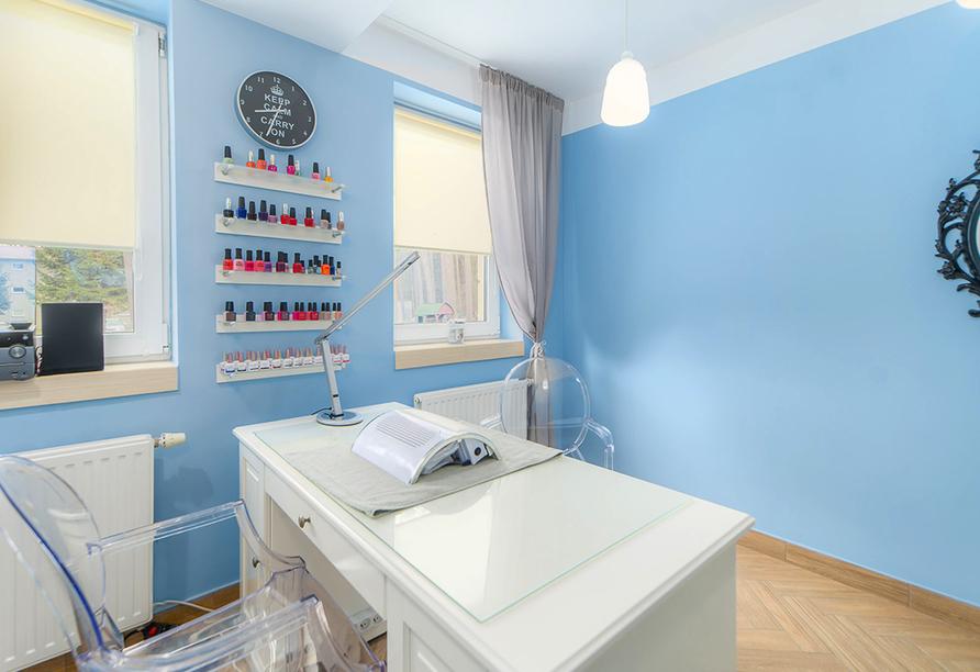 Marena Wellness Spa Resort Miedzywodzie, Kosmetik