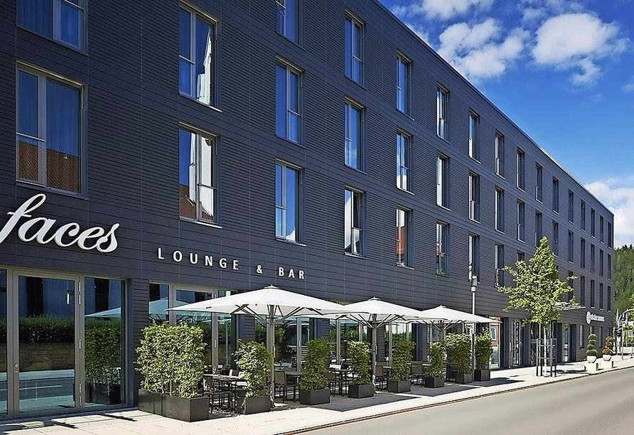 Légère Hotel Tuttlingen am Bodensee, Außenansicht