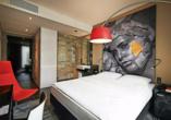 Légère Hotel Tuttlingen am Bodensee, Beispielzimmer