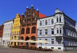 Landhotel Zum Kranich, Altstadt Stralsund