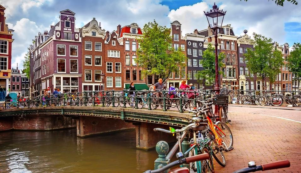 MS Andrea, Amsterdam