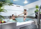 Sporthotel zum Hohen Eimberg in Willingen, Whirlpool