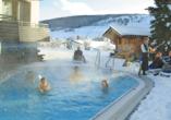 Sporthotel zum Hohen Eimberg in Willingen, Außenpool