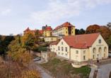 Van der Valk Schlosshotel Ballenstedt, Außenansicht