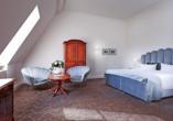 Van der Valk Schlosshotel Ballenstedt, Premium Class Zimmer