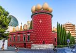 Hotel Alegria Maripins in Malgrat de Mar, Theater-Museum in Figueres