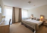 Hotel Amadore Kamperduinen in Kamperland, Niederlande, Zimmerbeispiel