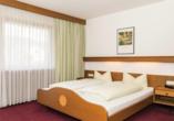 Hotel Becher in Donzdorf auf der Schwäbischen Alb, Beispiel Doppelzimmer Standard