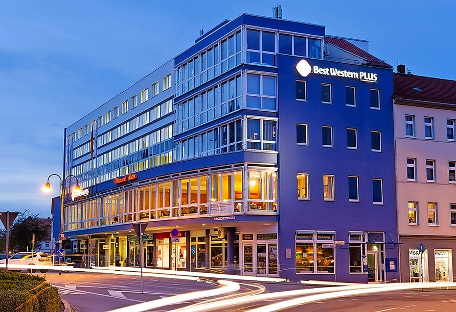 Best Western Plus Hotel Bautzen in der Oberlausitz, Außenansicht
