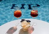 Hotel Villa Patriarca, Pool