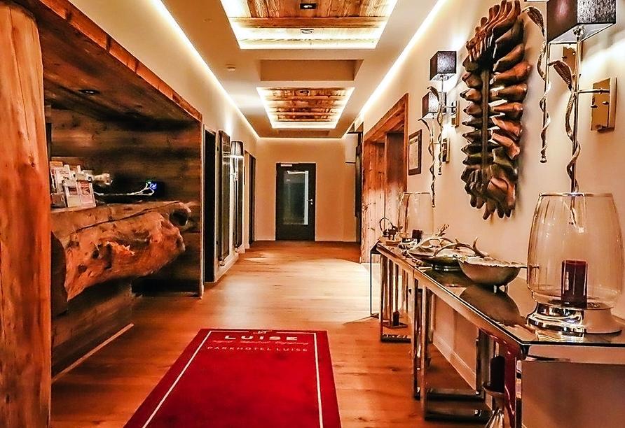 Freuen Sie sich auf einen schönen Urlaub im Waldhotel Luise in Freudenstadt.