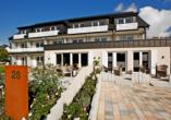 Astra Maris Hotel & Apartments Büsum, Außenansicht