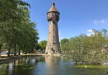 Astra Maris Hotel & Apartments Büsum, Wasserturm in Heide