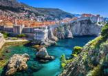 Dubrovnik wird nicht umsonst als