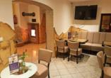 Restaurant im Seebauer Hotel die Ente von Wassertrüdingen