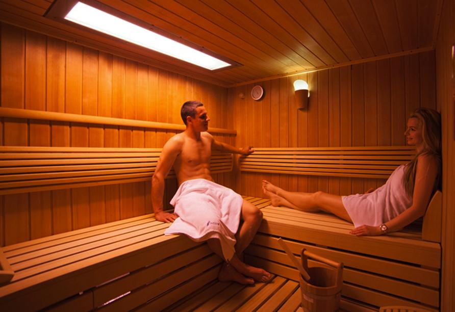 Hotel Trofana Wellness & Spa in Misdroy, Polnische Ostsee, Wellnessbereich