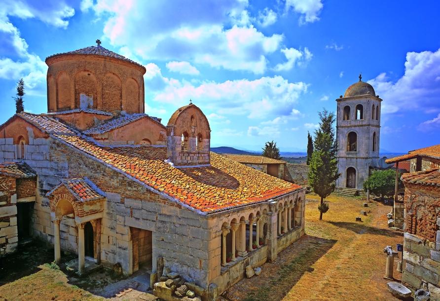 Rundreise durch Albanien, Appolonia