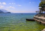 Rundreise durch Albanien, Ohridsee