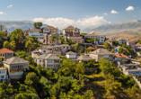 Rundreise durch Albanien, Gjirokastra