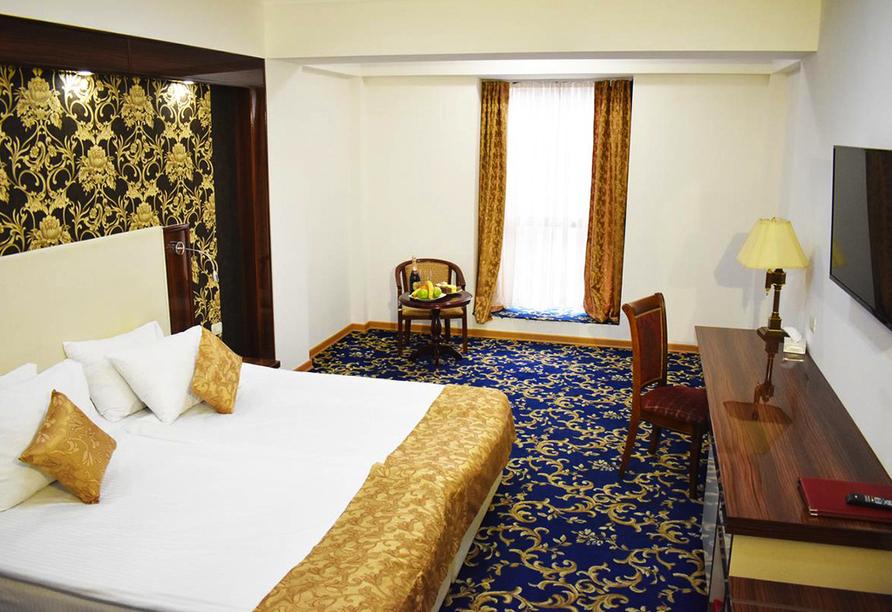 Zimmerbeispiel im Beispielhotel Hotel Royal Plaza in Jerewan