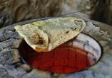 Lavash ist ein wichtiger Bestandteil der armenischen Esskultur.