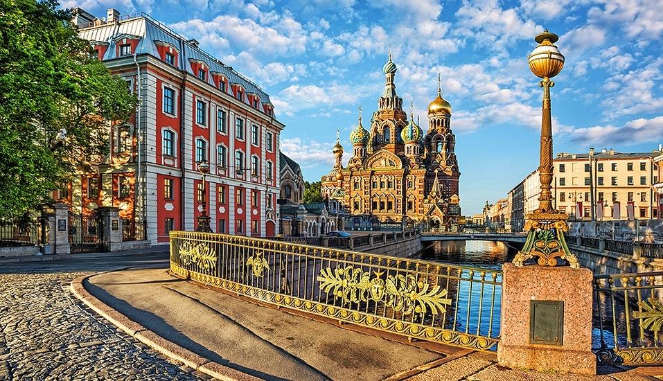 MSC Splendida, St. Petersburg