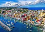 Erlebnisreise am Golf von Neapel, Procida