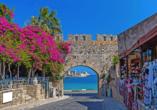 Hotel Oceanis Park in Ixia, Rhodos, Griechenland, Rhodos-Stadt