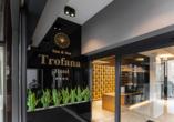 Hotel Trofana, Misdroy, Polnische Ostsee, Aussenansicht