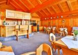 Die gemütliche Bar im Hotel-Gasthaus Krone in Bötzingen